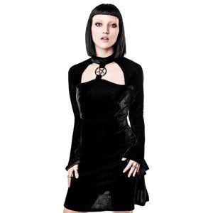 šaty KILLSTAR Ziva Velvet XL