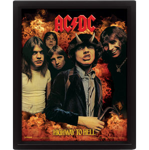 3D obraz AC/DC - Highway to Hell - EPPL71052