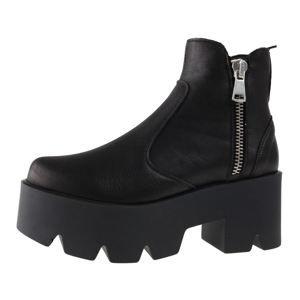 boty na podpatku ALTERCORE Doris vícebarevná 38