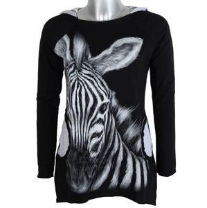 ALISTAR Zebra černá