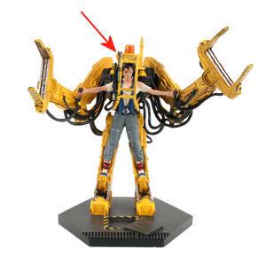 figurka (dekorace) Alien - Special Statue Power Loader - POŠKOZENÁ - MA243