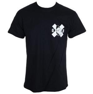 tričko metal KINGS ROAD Gorila Biscuits Gorilla X černá L