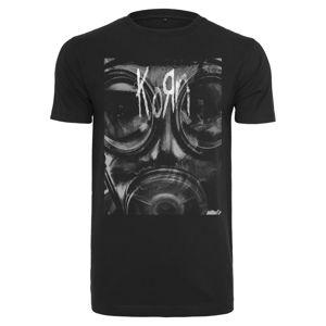 tričko metal NNM Korn Asthma černá M