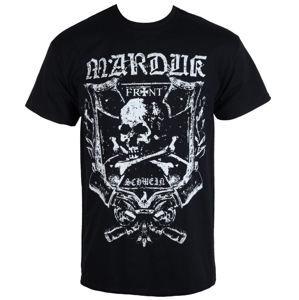 Tričko metal RAZAMATAZ Marduk FRONTSCHWEIN SHIELD černá M