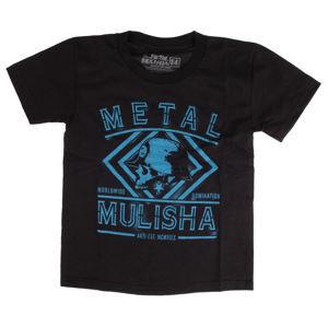 METAL MULISHA DUST černá S