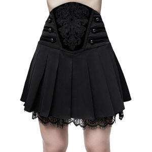 sukně dámská KILLSTAR - Abbey - Pleated - KSRA001254 XS