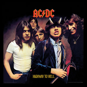 obraz AC/DC - (Highway To Hell) - PYRAMID POSTERS - ACPPR48064