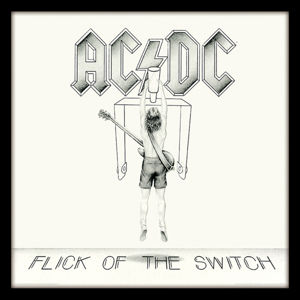 obraz PYRAMID POSTERS AC-DC (Flick Of The Switch)