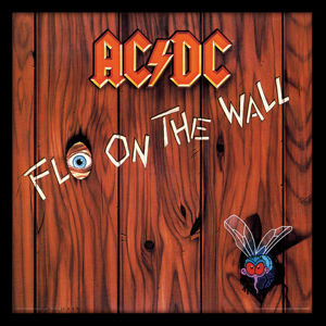 obraz AC/DC - (Fly On the Wall) - PYRAMID POSTERS - ACPPR48073