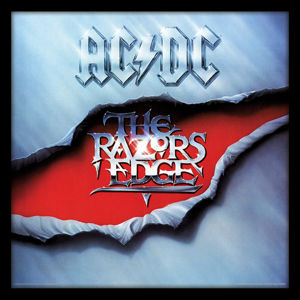 obraz AC/DC - (The Razors Edge) - PYRAMID POSTERS - ACPPR48076
