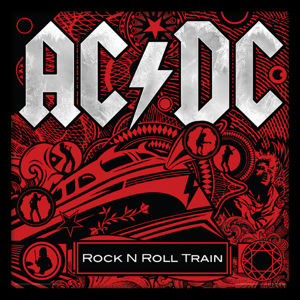 obraz AC/DC - (Rock N Roll Train) - PYRAMID POSTERS - ACPPR48080