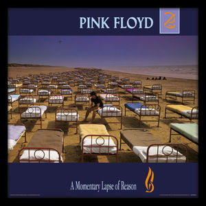 obraz Pink Floyd - (A Momentary Lapse of Reason) - PYRAMID POSTERS - ACPPR48130
