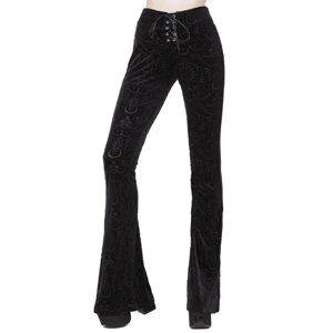 kalhoty dámské KILLSTAR - Bellatrix - BLACK - KSRA000049