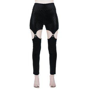kalhoty plátěné KILLSTAR Black Sea M