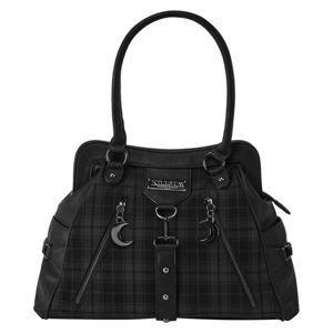 kabelka (taška) KILLSTAR - Darklands - TARTAN - KSRA001156
