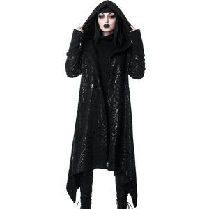 mikina s kapucí KILLSTAR Demon černá
