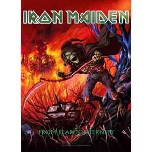 vlajka Iron Maiden - from Fear to Eternity - HFL1056