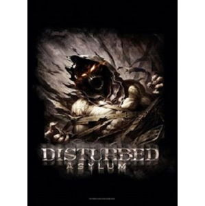 vlajka Disturbed - Big Fade Asylum - HFL1063