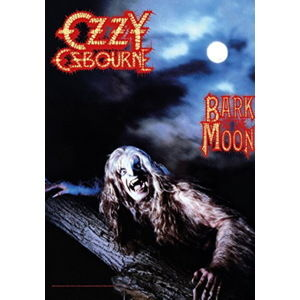 vlajka Ozzy Osbourne - Bark at the Moon - HFL1169