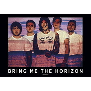 vlajka Bring Me the Horizon - Press Shot - HFL1179