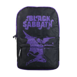 batoh BLACK SABBATH - DEMON - PURPLE - RSBSPUR