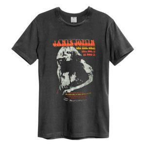 tričko metal AMPLIFIED Janis Joplin MADISON SQUARE GARDENS černá XXL
