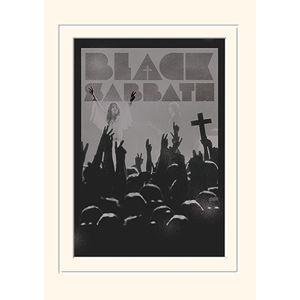 obraz Black Sabbath - (Cross) - PYRAMID POSTERS - LMP10802P