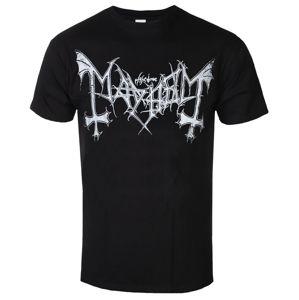 RAZAMATAZ Mayhem Distressed Logo černá