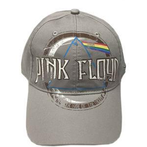 kšiltovka Pink Floyd - DSOTM - GREY - ROCK OFF - PFCAP01G