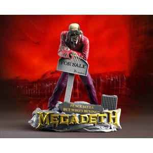 figurka (dekorace) Megadeth - Rock Iconz - Peace Sells - Vic Rattlehead 2 - KNUCKLEBONZ - KBMGDVIC100