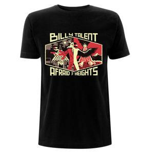 NNM Billy Talent Heights Black černá