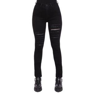 kalhoty plátěné KILLSTAR About A Demon Jeans XS