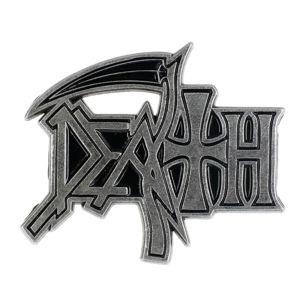 připínáček Death - Logo - RAZAMATAZ - PB059