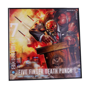obraz Five Finger Death Punch - Justice for None - B4384M8