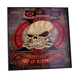 obraz Five Finger Death Punch - Decade of Destruction - B4386M8