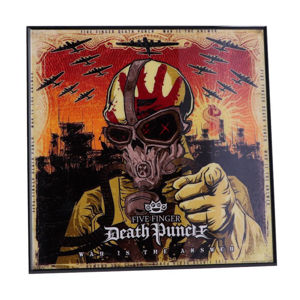 obraz Five Finger Death Punch - War is the Answer - B4387M8