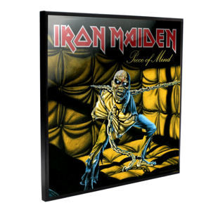 obraz Iron Maiden - Piece of Mind - B4391M8