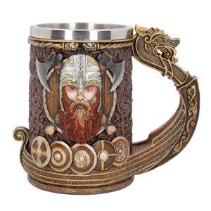 hrnek (korbel) Drakkar Viking - B4723P9