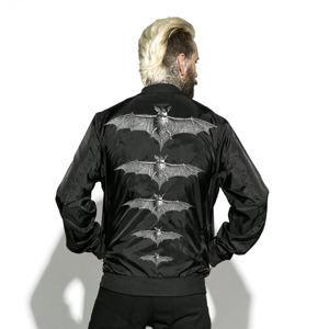 bunda jarně/podzimní BLACK CRAFT Release The Bats L