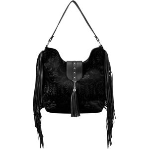 taška (kabelka) KILLSTAR - Blackwood Velvet - KSRA002217