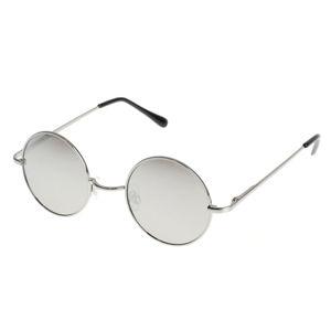sluneční brýle Lennon - silver - ROCKBITES - 101089