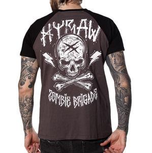 tričko pánské HYRAW - ZOMBIE BRIGADE - HY404