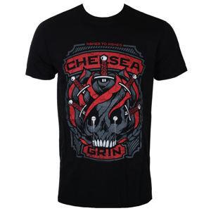 tričko metal LIVE NATION Chelsea Grin ASHES černá S