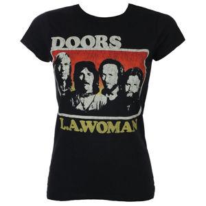 ROCK OFF Doors LA Woman černá L