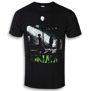 tričko hardcore GRIMM DESIGNS THE EXORCISM černá S