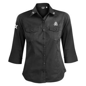 košile dámská AMENOMEN - FAIRY - OMEN028D3/4