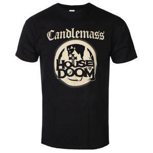 NAPALM RECORDS Candlemass House Of Doom černá