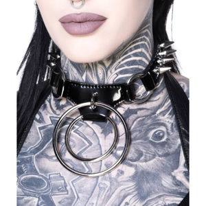 obojek KILLSTAR - Devil Doll Choker - KSRA002171