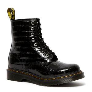 boty DR. MARTENS - 8 dírkové - 1460 Pascal - DM26262001 40