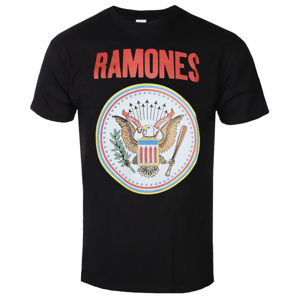 Tričko metal GOT TO HAVE IT Ramones RED SEAL černá S